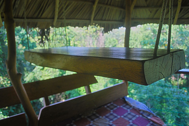 The Swinging Table